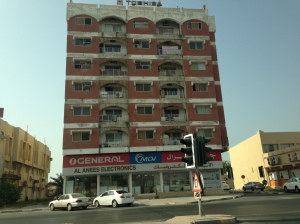 Downtown RAK.